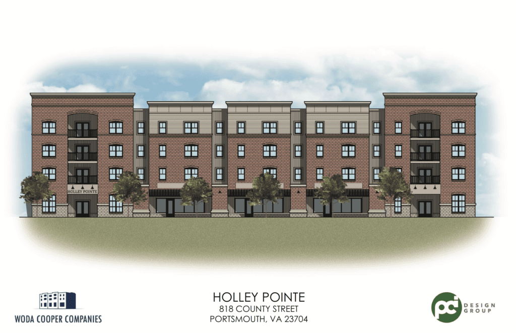 Portsmouth families will soon have new affordable housing
